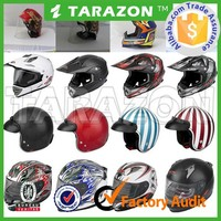Hot sale and coo ABS ECE certification full face colorful helmet for super motor
