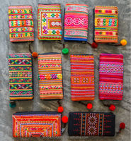 Hmong Purse/Handmade/ Accessories/ Ethnic/ Embroidery/Colorful/Tribal/Whole Sale