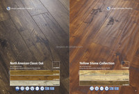 Wood fasteners &interactive led dance floor Z&technology waterproof laminate flooring