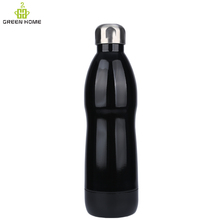 Lovely Big Belly Thermos Milk Bottle Illustration Frosted Termo Cup Vacuum Cups Double Flasks