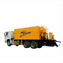 Asphalt Slurry Seal Machine
