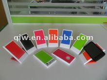 2014 top sale plastic anti-slip folding mobile phone support