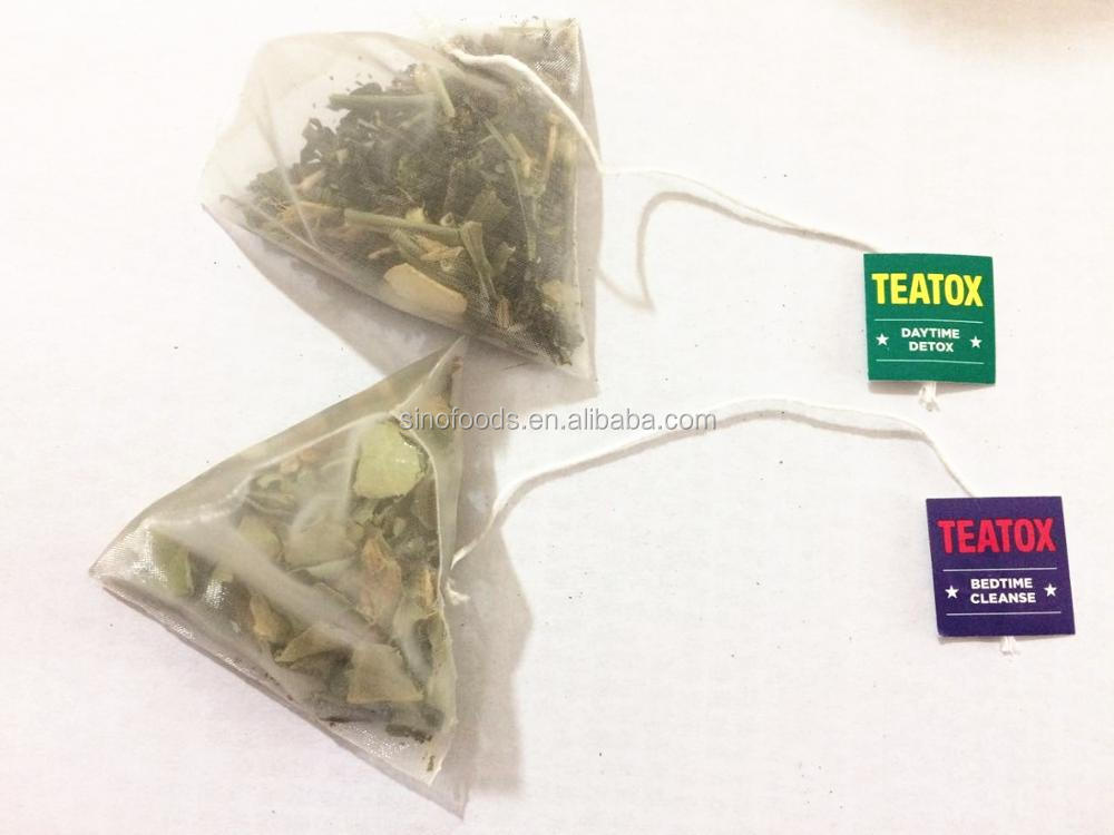 Wholesale Morning tea Herbal teas 14 day beauty slimming tea