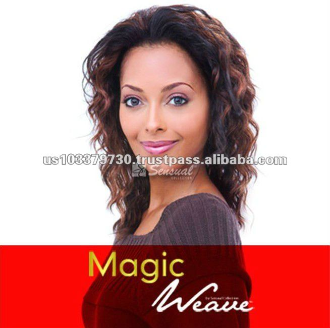 Magic Weave Lovely Human Hair Wig