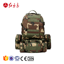 600D oxford fabric acu camo camouflage multifunction medical outdoor hiking survival bag packs empty