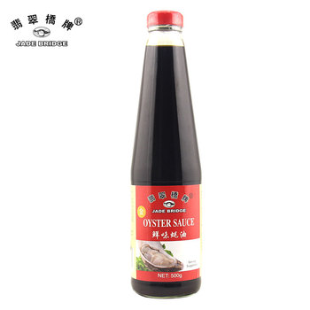 500g high grade Chinese Premium Oyster Sauce