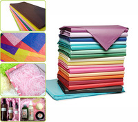 Types of gift wrapping paper colorful wrap paper/white tissue wrapping paper/pringting wrap paper