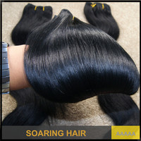 20 Inches Natural Black 1B# Human Hair Weave Body Wave Wholesale Brazilian Virgin Hair