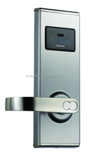 Security RFID hotel door lock with management software