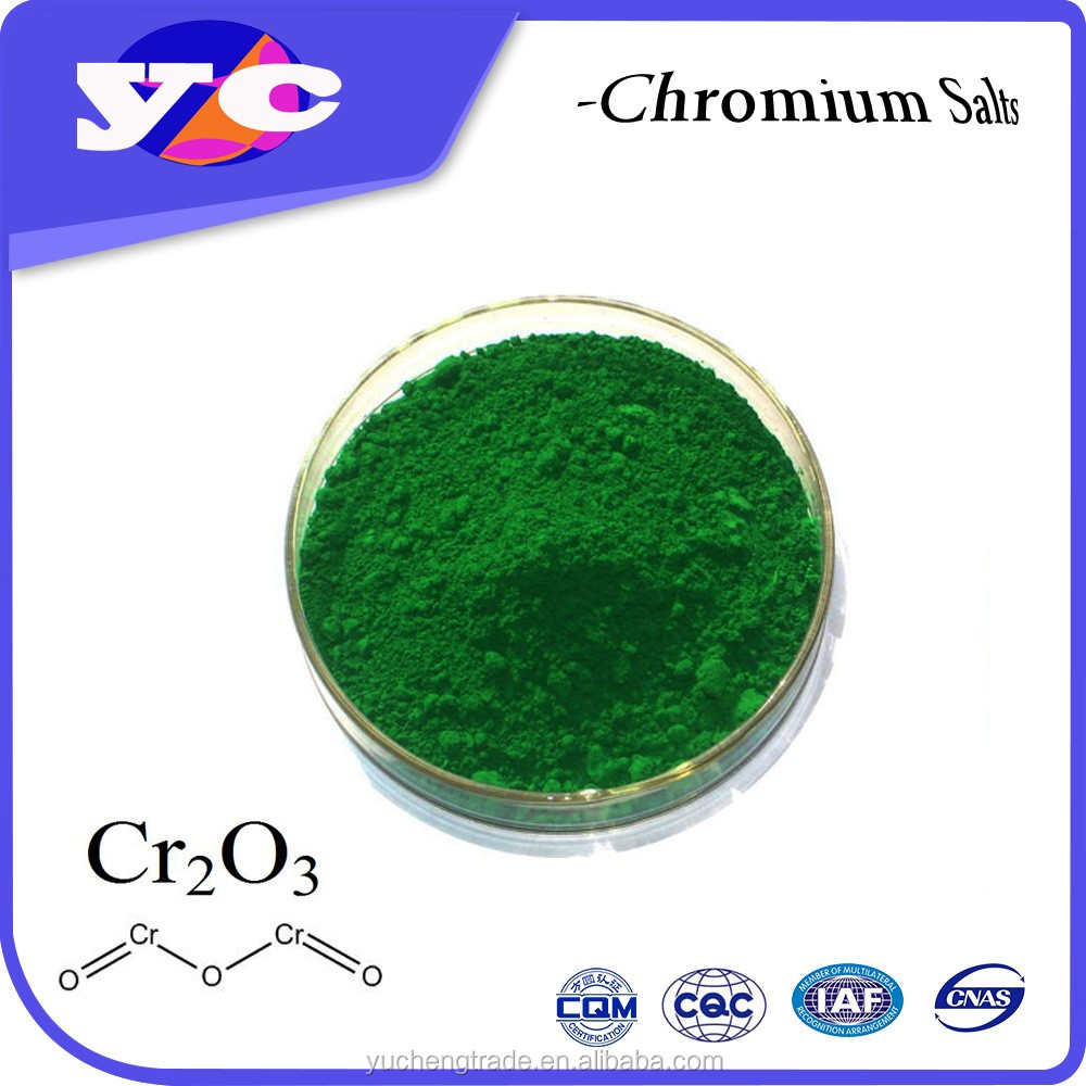 Factory High Quality professional manufacture chrome oxide green(cr2o3) 99.3%