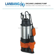 High Pressure agricultural irrigation electric Submersible water pump