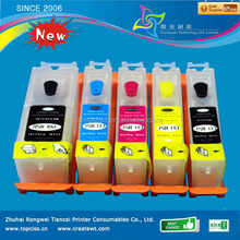 New arrival!470 471 refill ink cartridge for canon Pixma MG5740 MG6840