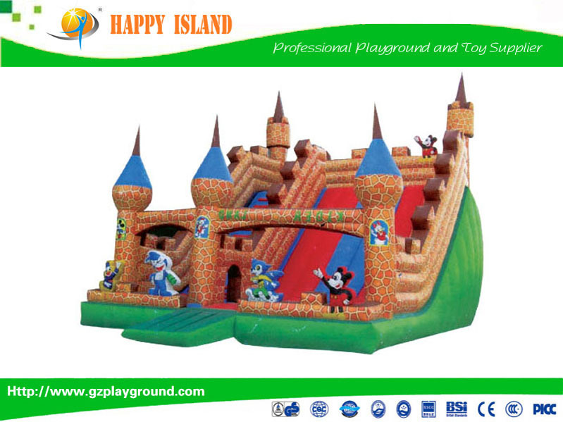 high quality inflatable products bouncy playhouse Chinese manufacturer playground bounce castle