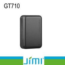 Best quality waterproof IP67 car gps tracker with IOS and android Apps, GT710 vehicle gps tracking system