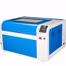 2018 hot sale laser machine 4060 CO2 40w 50w 60w 80w laser engraving and cutting machine