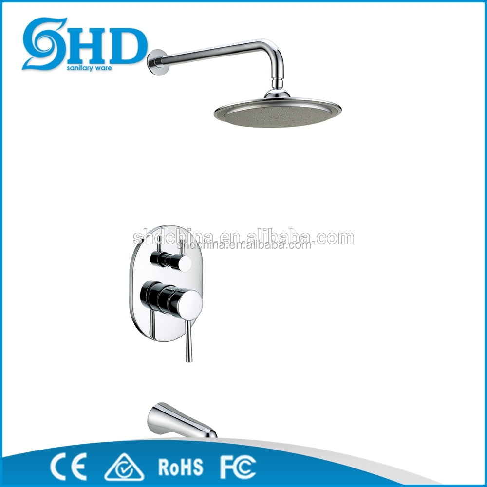 Wholesale new type single handle shower faucet sets