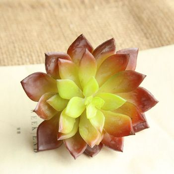 Hot sale handmade evergreen artificial succulent plant
