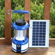 long time back up rechargeable 36 led solar lantern
