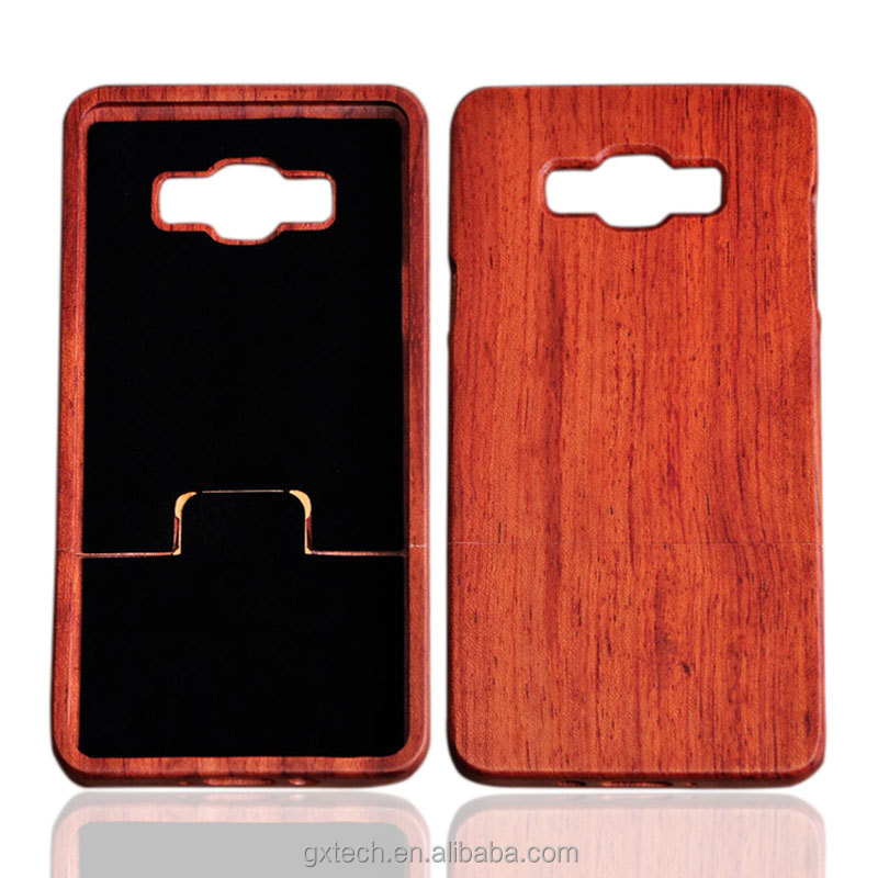 100% Enviromental Manufacture Wooden Mobile/ Cell Phone Case/ Shell/ Cover for Samsung A7