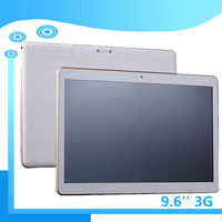 Factory high quality OEM customized tablet pc 9.6 inch android 4.4 mtk6582 quad core 1gb 8gb tab mid s962