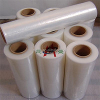 hot selling Handy Stretch holographic ldpe plastic film stretch film china factory