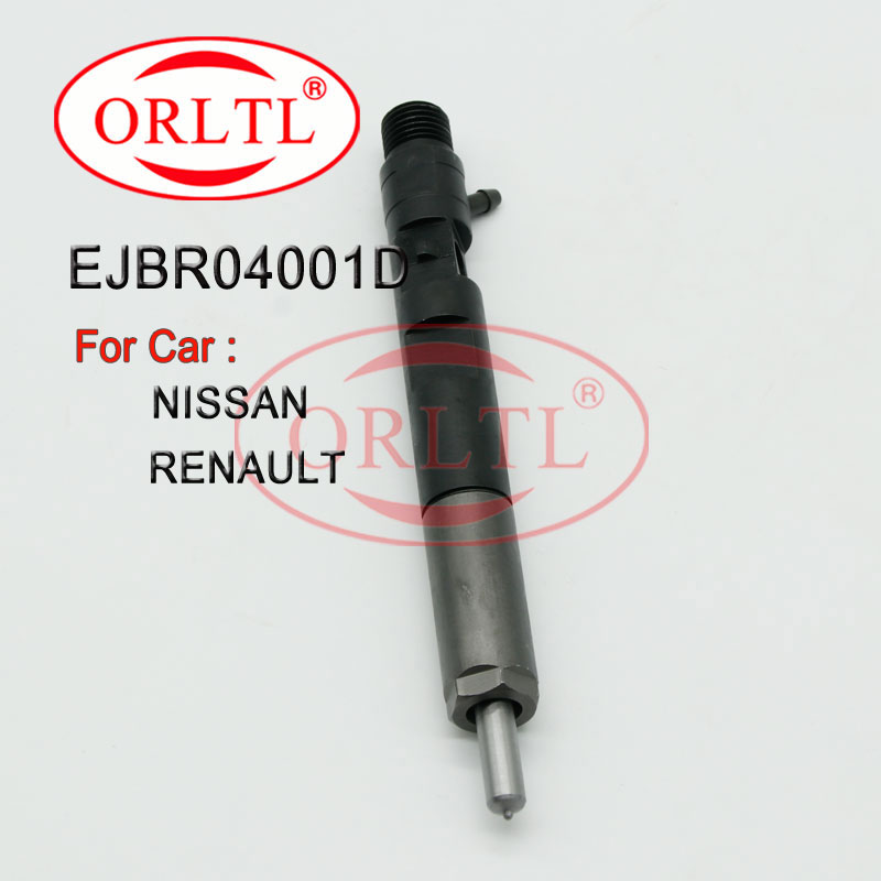 ORLTL 28232242 Fuel Injection EJBR04001D 28232248 Common Rail Injector EJBR0 4001D For NISSAN Almera RENAULT 166009384R