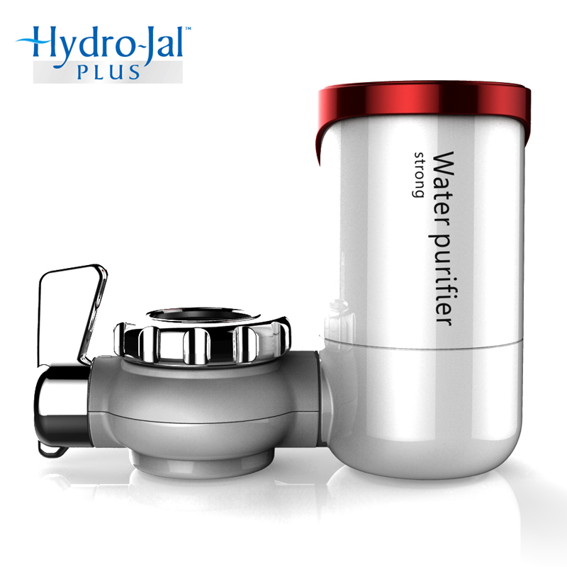 17 years manufacturer offer high quality emergency hexagon water filter jar with replacement cartridge purify faucet water