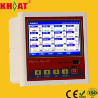 KH3000GG: Economic 12 Channels RS485 MODBUS Temperature Data Logger with Universal Input