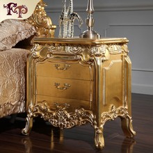 Royal luxury bedroom furniture-classic furniture made in china