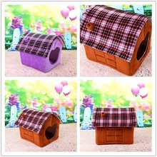 simple design dog products expandable pet bed luxury