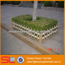 30cm or 60cm decorative plastic lattice garden fence