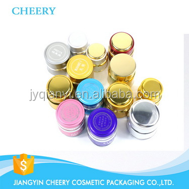 15ml and 20ml cosmetic packaging cream jar for skin care