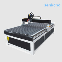 cheapest price nc-studio control vacuum table Wood Engraving Router used woodworking power tools