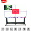 "Main products 46"",47"",55"" narrow bezel LCD video wall,lcd advertising screen"