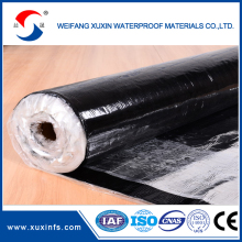 Self adhesive waterproofing rubber roof membrane in rolls