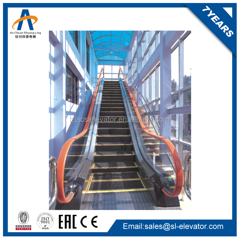 failure the first escalator cost