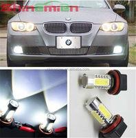bright LED 7.5W White 9006 HB4 For BMW E46 325i Fog DRL Lights Bulb
