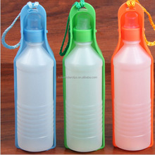 Pet Travel Supplies Advanced Plastic Dog Drinking Bottle