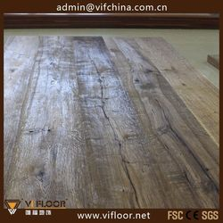 Antique Exotic Carbonized Engineered Timber