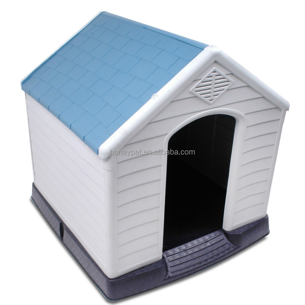 2016 Eco-friendly pet house ,reisn folding dog house plastic
