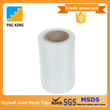 New Product China Manufacturer Building Materials Fiberglass Mesh Drywall Joint Tape