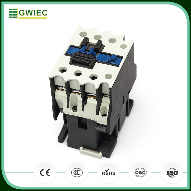 GWIEC Hot China Products Wholesale LC1 D25 Electric Telemechanic AC Contactor With Low Price