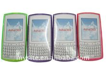 Cell Phone TPU Case Covers for Nokia Asha 303