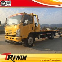 new china cheap price sale 4x2, 6x2, 6x4,8x4 5 ton heavy duty rotator wrecker towing truck for sale
