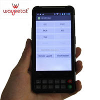 waypotat smart phone with chip and pin card reader vpos3392