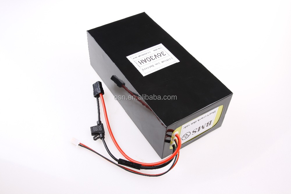 china best 36v 12v 30ah electric rickshaw electric scooter battery pack super capacity