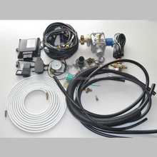 Factory directly hot sell cng lpg fuel car conversion kit injector