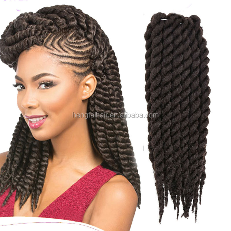 Wholesale New Havana Mambo Twist Crochet Braid Hair 120g/pack 2X ...