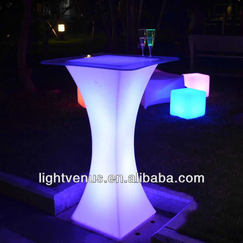 Glow Furniture outdoor lit furniture/glow furniture for party/event - buy glow