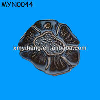 Miniature Artificial Ceramic Pendant Flower